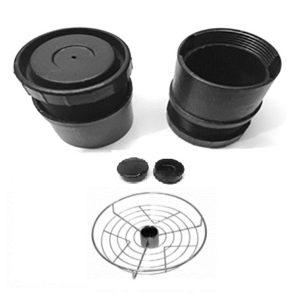 Комплектующие для трубы 50 мм